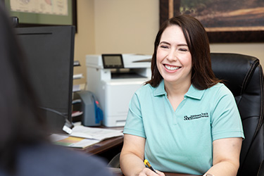 Alicia Knape, Financial Professional