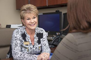 Cathy McLarty, Financial Advisor