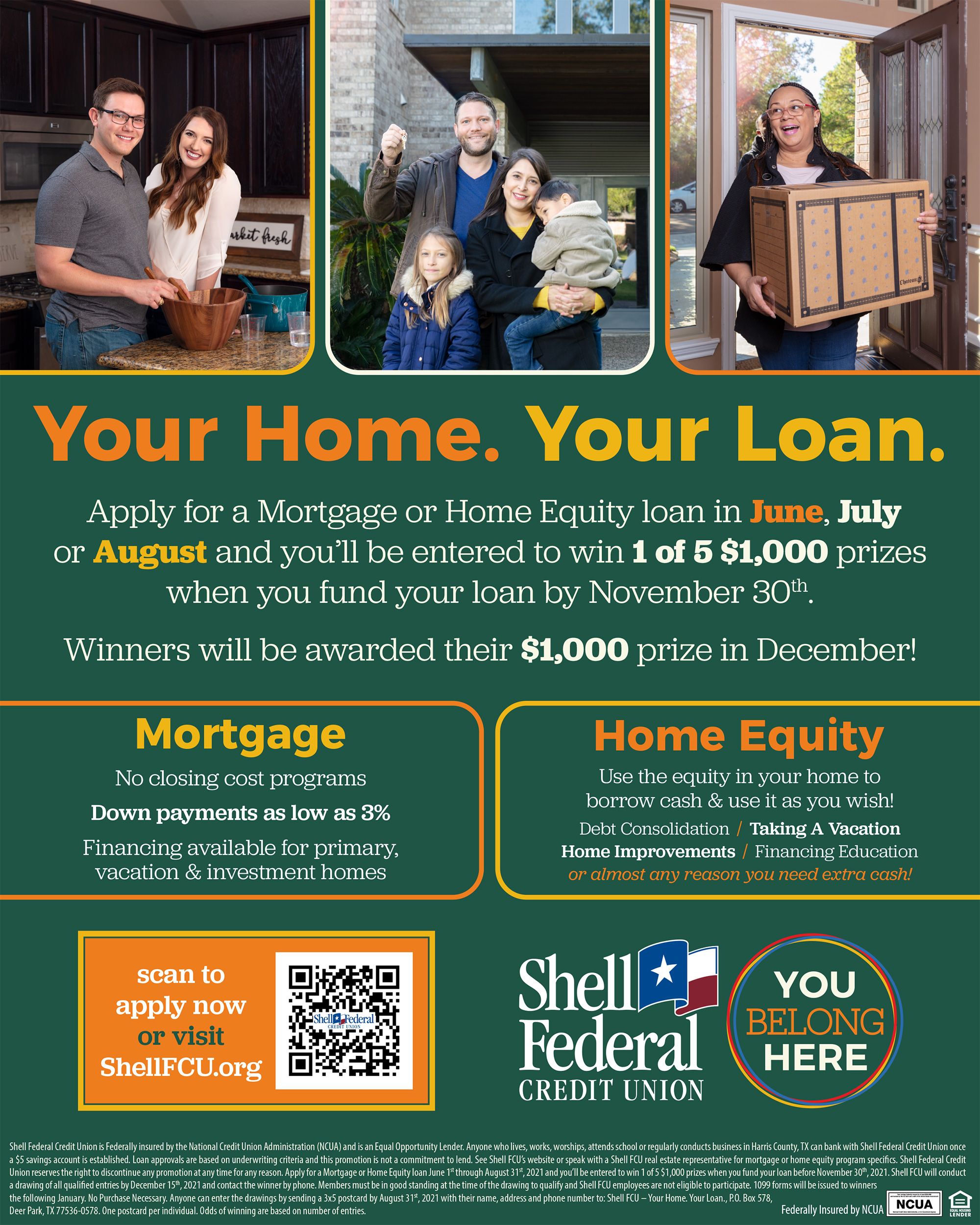Your Home Your Loan